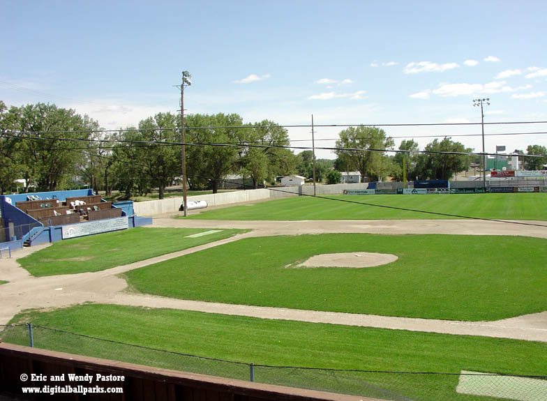 Denton Field Miles City Montana