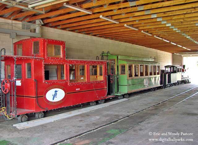 Running A Train Amateur