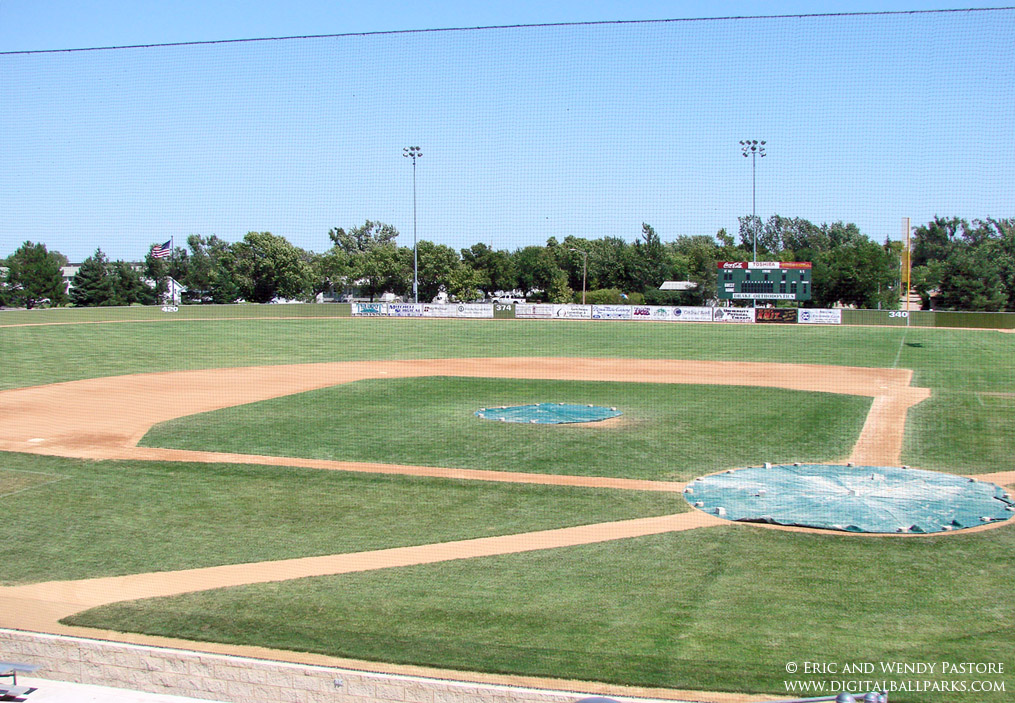 sd Amateur mitchell baseball in