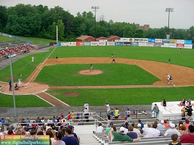 Heritage Park Colonie New York Former Home Of The Albany Colonie Yankees Diamonddogs A 39 S