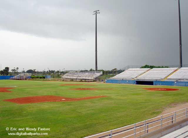 Municipal Stadium - Pompano Beach Florida - Former Spring ...