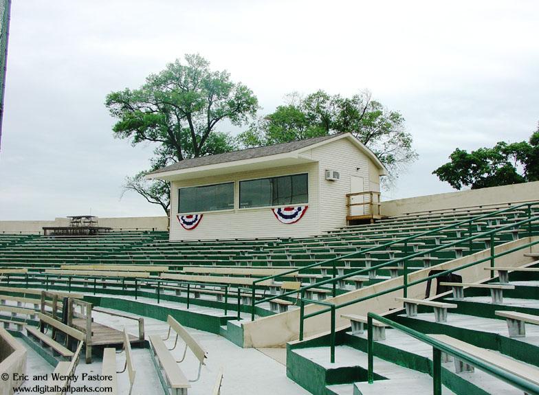 Loeb Stadium - Lafayette Indiana - Former Home of the