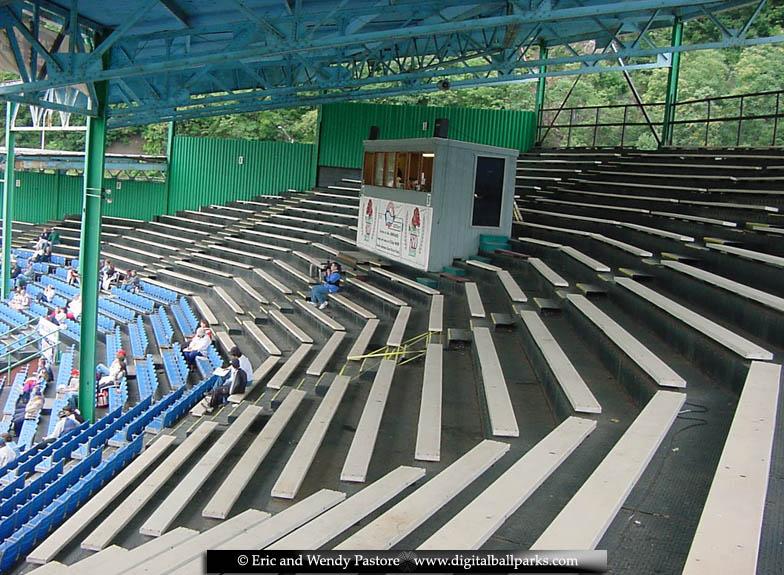 Point Stadium - Johnstown Pennsylvania - Former Home of ...