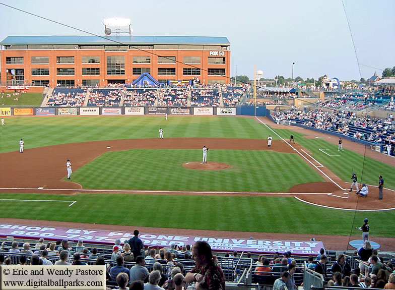 Durham Bulls Athletic Park Dbap Durham North Carolina Home Of The Durham Bulls