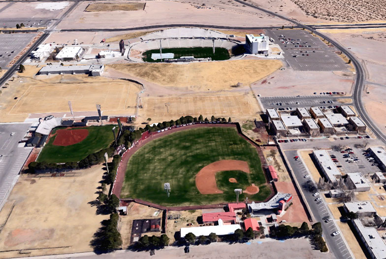 Preston Askew Field New Mexico State University Las Cruces New Mexico Home Of The Nmsu Aggies