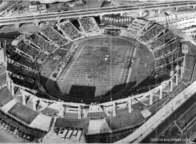 Stade Parc Jarry Montreal Quebec First Home Of The