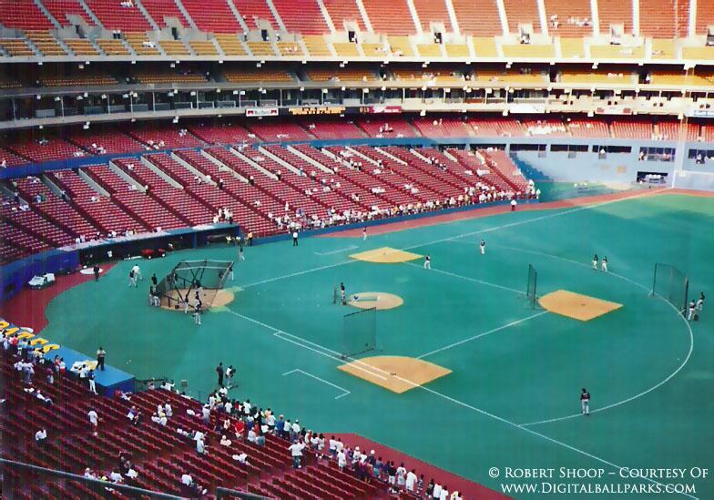 Robert K. Shoop's Three Rivers Stadium - Pittsburgh ...