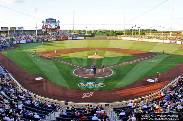 Werner Park - Omaha Nebraska - Home of the Omaha Storm Chasers