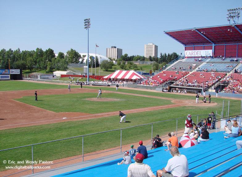 Foothills (Burns) Stadium - Calgary Alberta Canada - Home ...