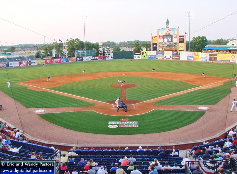 Applebee's Park - Lexington Kentucky - Home of the