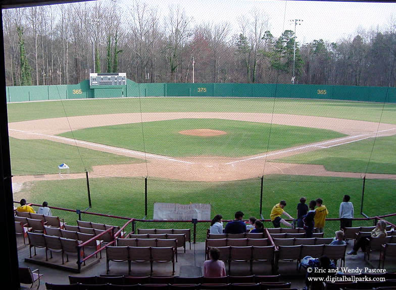 Former home of the Spartanburg Phillies!