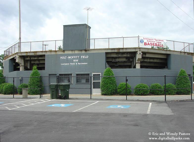 Lexington north carolina former home of the lexington indians giants