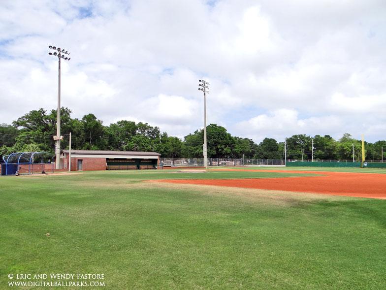 Pirate Field - Pesacola State College - Pensacola Florida