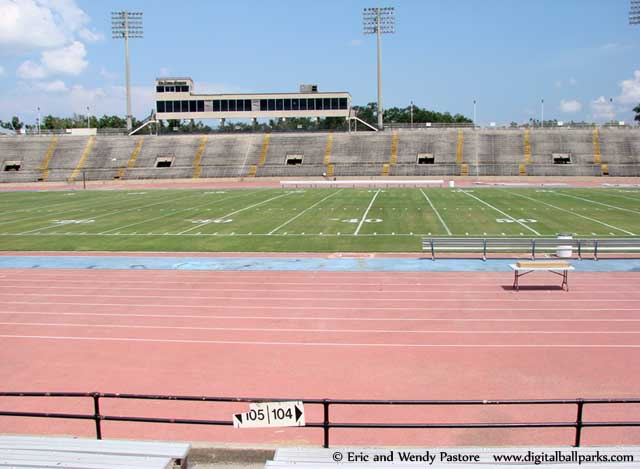 New Orleans City Park Stadium