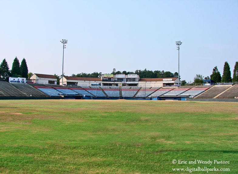 former home of the Greenville Braves and Greenville Bombers!