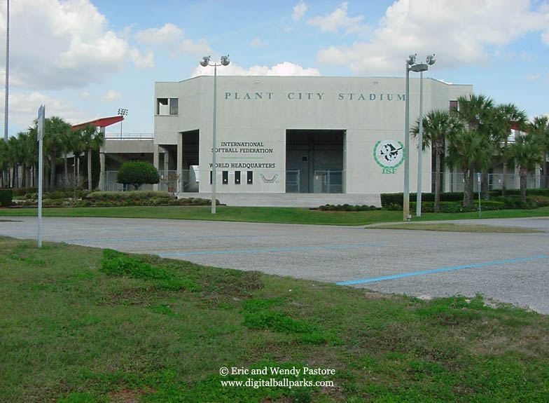 Welcome to Plant City Stadium, located in Plant City Florida! !