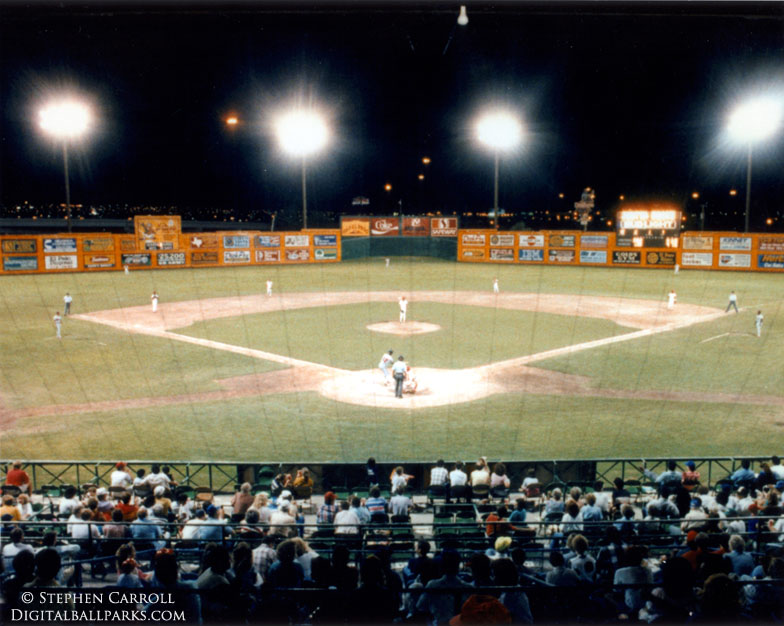 Stephen Carroll's Dudley Field aka The Dudley Dome - El Paso Texas ...