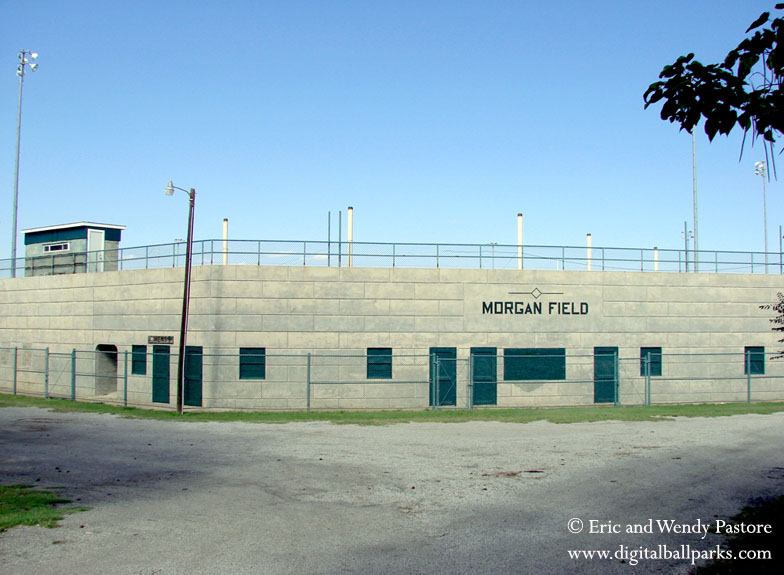 Field - Blackwell Oklahoma - Former home of the Blackwell Broncos
